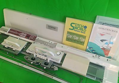 Brother electroknit KH 950i knitting machine complete serviced and tested