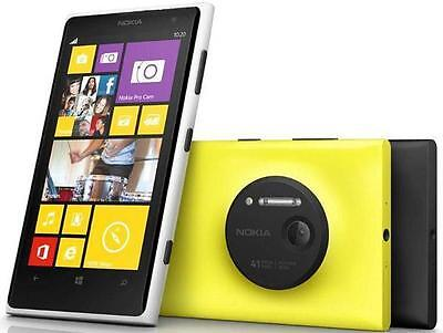 New Nokia Lumia 1020 Camera Mobile Phone Progs