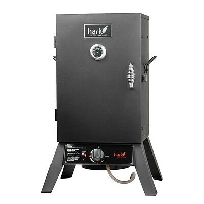 "Hark-24"" Patio Gas Smoker HK0528  Brand NEW"