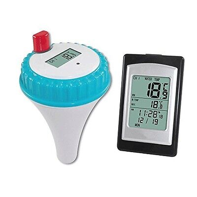 SHENNOSI® Professional Wireless Digital Swimming Pool SPA Floating Thermometer