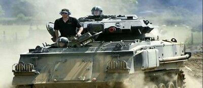 Dads & Lads Tank Driving Experience Day - Gift Vouchers