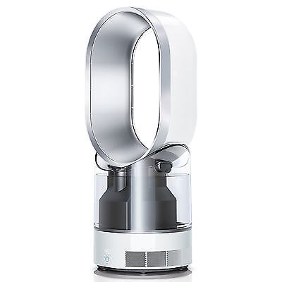 Dyson AM10 Humidifier and Fan White Silver