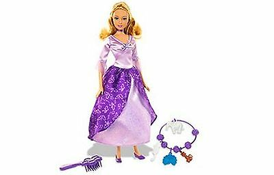 Barbie as The Island Princess Doll: Blonde with Lavender Dress