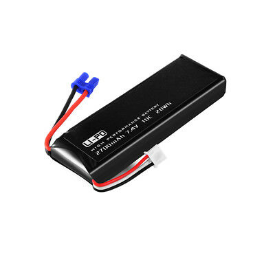 7.4V 2700mAh 10C Lipo Battery Replacement for Hubsan H501S RC Quad Drone BC655