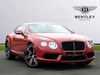 2013 Bentley Continental GT 4.0 V8 2dr Auto Automatic Coupe