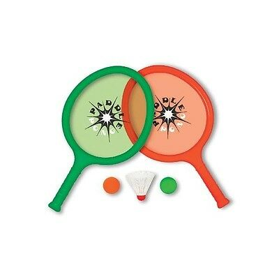 Paddle Pong Game Pool Toy Party Water Play Tennis Raquet Ball Set Swimline 9150