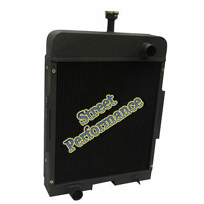 FIT International Tractor Radiator FOR 656 Gas 656 Gear Drive Diesel + 378713R92