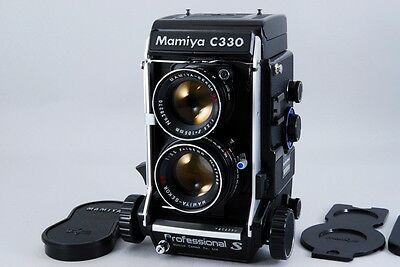 MINT Mamiya C330 TLR Professional S w/105mm f/3.5 DS from jpan #655
