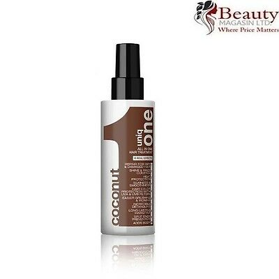 Revlon Uniq 1 All in One Hair Treatment COCONUT 150ml