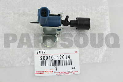 9091012014 Genuine Toyota VALVE ASSY, VACUUM SWITCHING 90910-12014