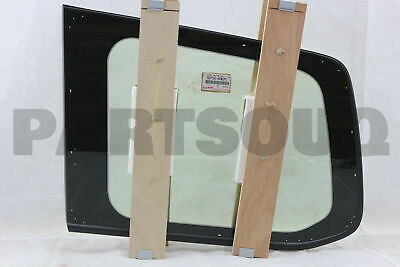 6272060B20 Genuine Toyota WINDOW ASSY, QUARTER, LH 62720-60B20