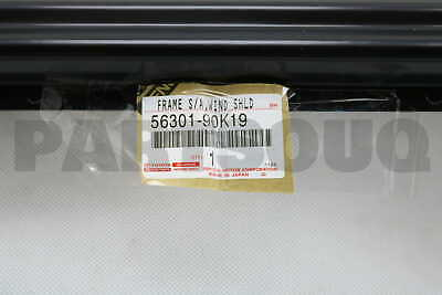 5630190K19 Genuine Toyota FRAME SUB-ASSY, WINDSHIELD 56301-90K19