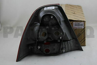 8155102260 Genuine Toyota LENS, REAR COMBINATION LAMP, RH 81551-02260