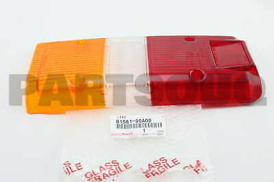 8156190A00 Genuine Toyota LENS, REAR COMBINATION LAMP, LH 81561-90A00