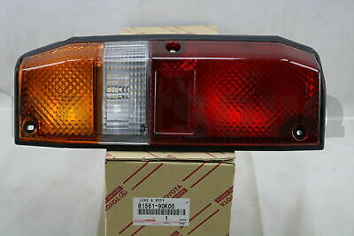 8156190K00 Genuine Toyota LENS, REAR COMBINATION LAMP, LH 81561-90K00