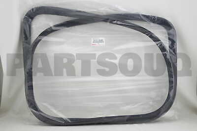 5612125040 Genuine Toyota WEATHERSTRIP, WINDSHIELD 56121-25040