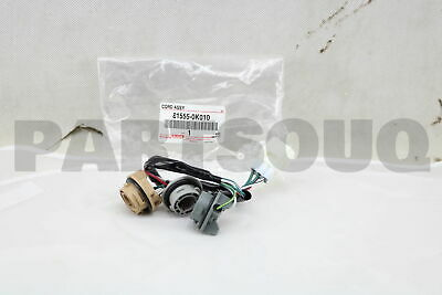 815550K010 Toyota SOCKET & WIRE SUB-ASSY, REAR COMBINATION LAMP, RH/LH