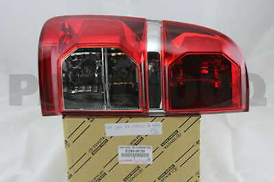 815600K150 Genuine Toyota LAMP ASSY, REAR COMBINATION, LH 81560-0K150