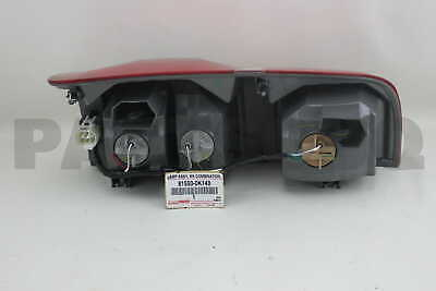 815500K140 Genuine Toyota LAMP ASSY, REAR COMBINATION, RH 81550-0K140