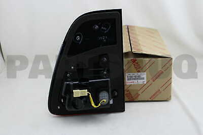 8159060160 Genuine Toyota LAMP ASSY, REAR, LH 81590-60160