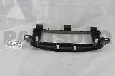 5541260300 Genuine Toyota PANEL, INSTRUMENT CLUSTER FINISH, CENTER 55412-60300