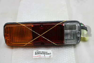 8155060232 Genuine Toyota LAMP ASSY, REAR COMBINATION, RH 81550-60232