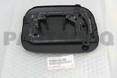 7735052150 Genuine Toyota LID ASSY, FUEL FILLER OPENING 77350-52150