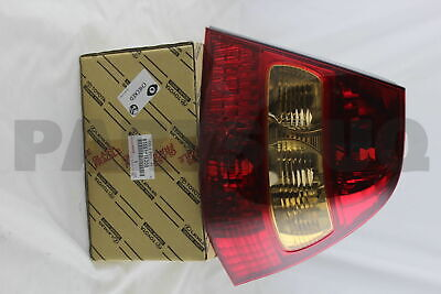 815511E200 Genuine Toyota LENS, REAR COMBINATION LAMP, RH 81551-1E200