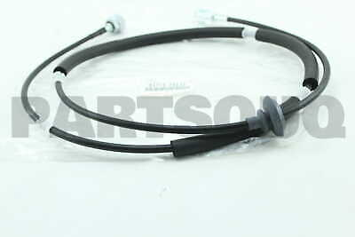 8371035630 Genuine Toyota CABLE ASSY, SPEEDOMETER DRIVE, NO.1 83710-35630
