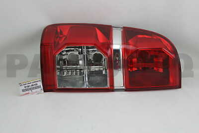 815610K150 Genuine Toyota LENS, REAR COMBINATION LAMP, LH 81561-0K150
