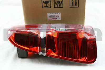 815610K180 Genuine Toyota LENS, REAR COMBINATION LAMP, LH 81561-0K180
