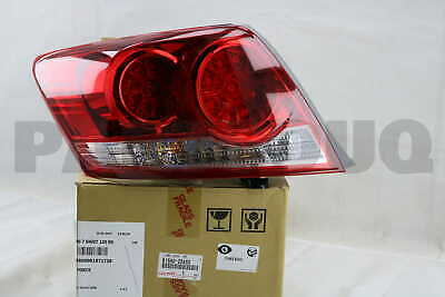 8156020A50 Genuine Toyota LAMP ASSY, REAR COMBINATION, LH 81560-20A50