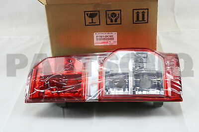 815510K160 Genuine Toyota LENS, REAR COMBINATION LAMP, RH 81551-0K160