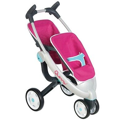 Simba Smoby Maxi-Cosi 3 Wheel Pushchair, Kids Toy Baby Doll Stroller Accessories