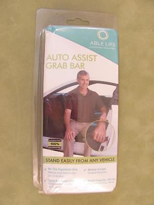 Able Life Auto Assist Grab Bar Handle Vehicle Support Standing Mobility NEW