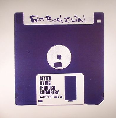 FATBOY SLIM - Better Living Through Chemistry: 20th Anniversary Edition - 2xLP