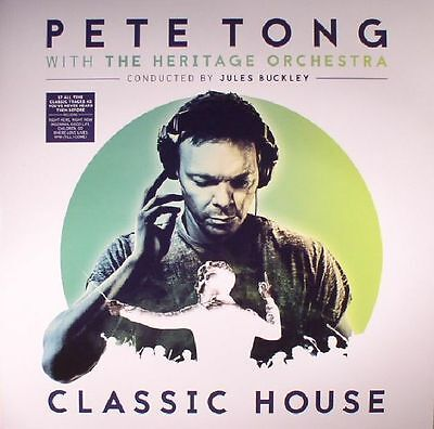 TONG, Pete/THE HERITAGE ORCHESTRA/JULES BUCKLEY - Classic House - Vinyl (2xLP)