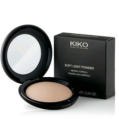 Kiko Make Up Milano Soft Light Powder - 03 Medium Beige