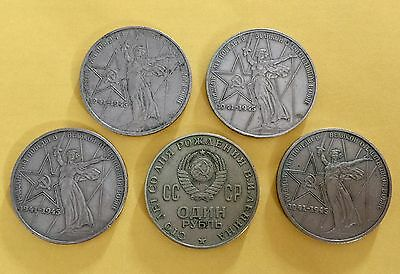 Russia Ussr Coin(S)