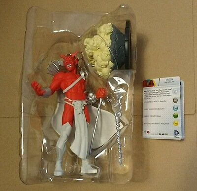 DC Heroclix Trigon G001 Teen Titans Colossal Super Booster Figure With Card UK