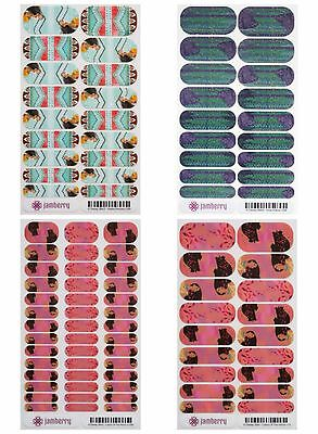 PRINCESS POCAHONTAS -Half or Full Nail Sheet- The DISNEY COLLECTION by Jamberry