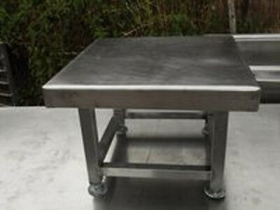 Commercial Catering Stainless Steel Table Stand K1569