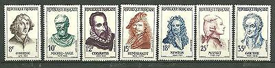 Timbres Neufs** - France 1132-38