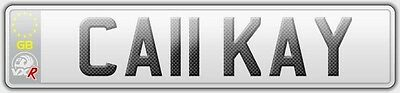 Private Number Plate Registration Call Kay