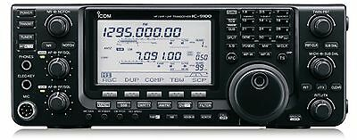 ICOM IC-9100 1.8-430MHz Transceiver with Extras
