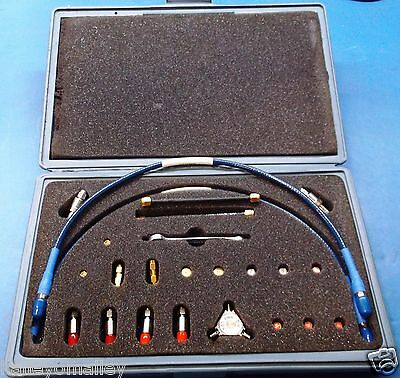 Tektronix 020-1693-00 SMA Accessories Kit Good Condition With Case