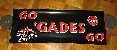 Vintage Ottawa Renegades Pull Out Cheer Banner