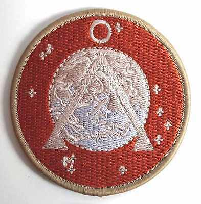 Stargate - Project Earth  Desert Camo- Iron on Patch