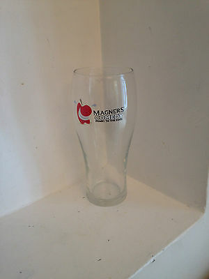 Magners  Comedy Fun To The Core Pint Glass