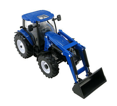 43148A1 Britains New Holland T6.180 Tractor & Loader Toddler Children Boys 3+